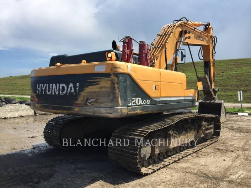 HYUNDAI TRACK EXCAVATORS 320 LC-9 equipment  photo 4