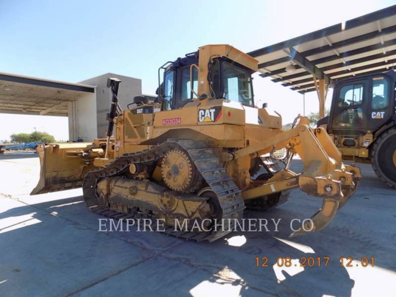 CATERPILLAR KETTENDOZER D6T PAT equipment  photo 3