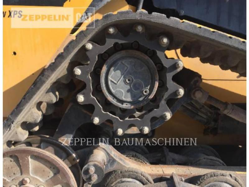 CATERPILLAR スキッド・ステア・ローダ 287D equipment  photo 17