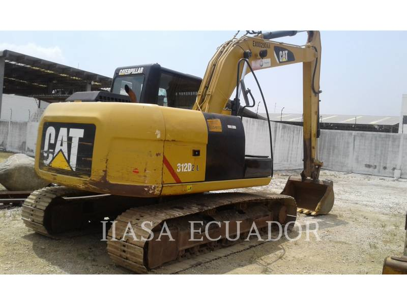 CATERPILLAR EXCAVADORAS DE CADENAS 312D2L equipment  photo 1