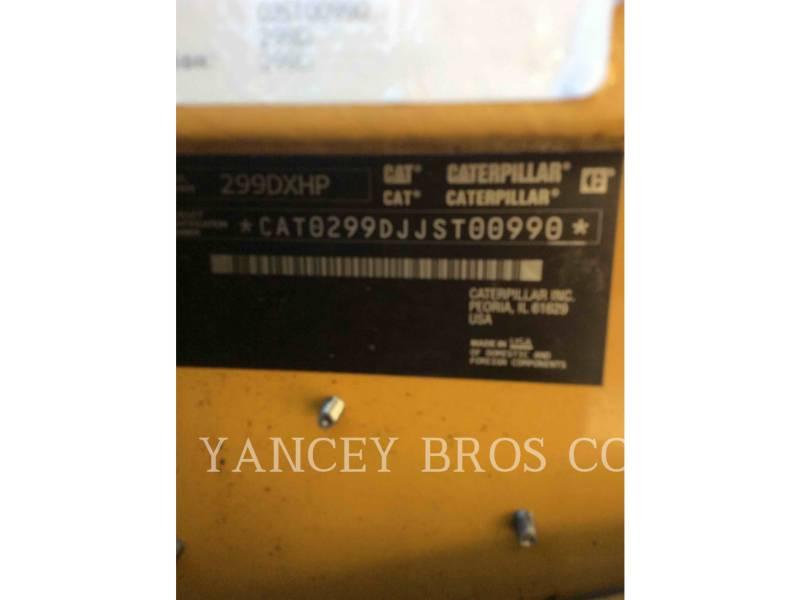 CATERPILLAR DELTALADER 299DXHP equipment  photo 6