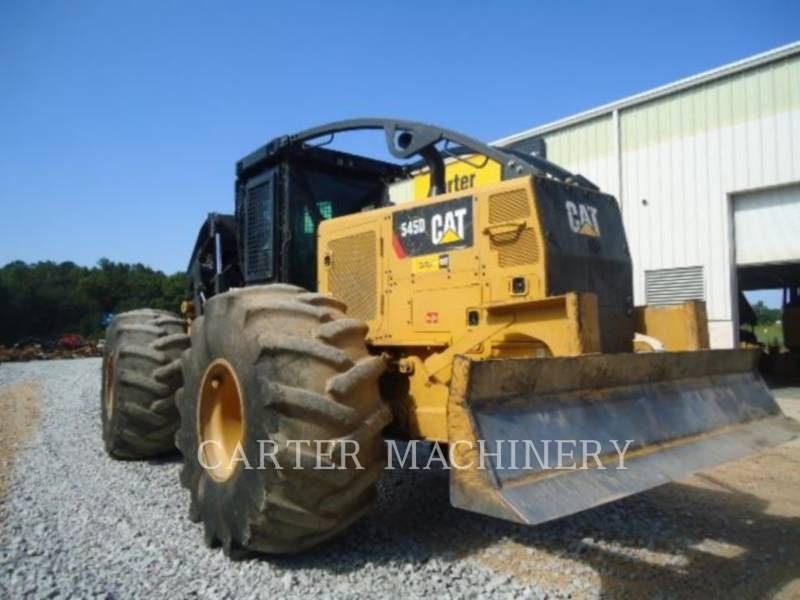 CATERPILLAR FORESTAL - ARRASTRADOR DE TRONCOS 545D equipment  photo 1