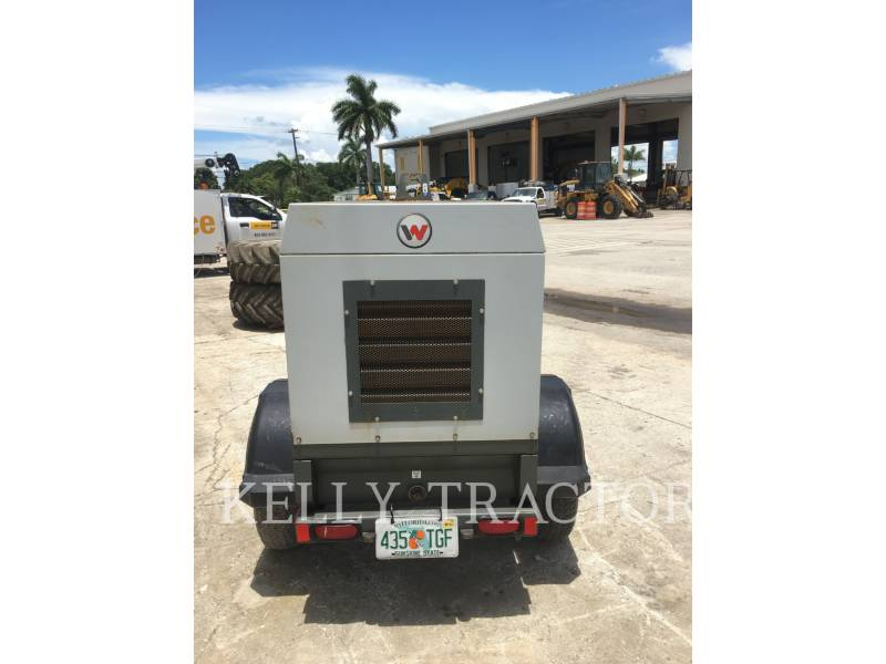 WACKER CORPORATION MOBILE GENERATOR SETS G25 equipment  photo 7