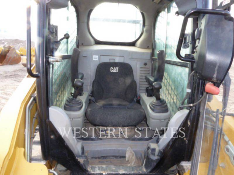 CATERPILLAR MULTI TERRAIN LOADERS 299C equipment  photo 5