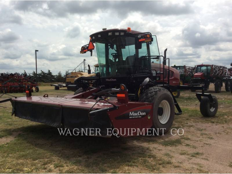 MACDON AG HAY EQUIPMENT M205 equipment  photo 1