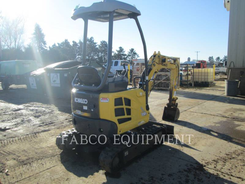 KOBELCO / KOBE STEEL LTD ESCAVADEIRAS SK017 equipment  photo 3