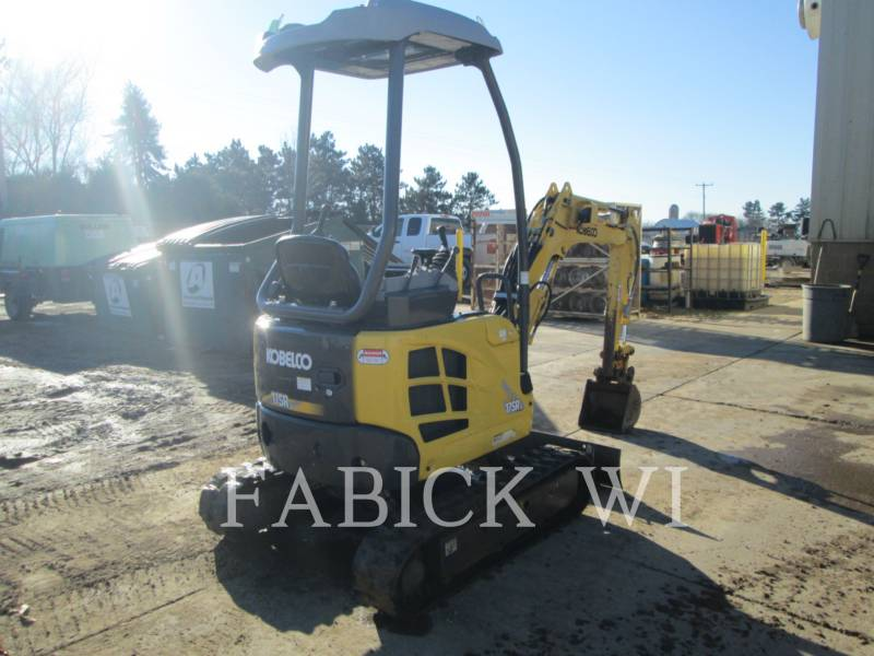 KOBELCO / KOBE STEEL LTD TRACK EXCAVATORS SK017 equipment  photo 3