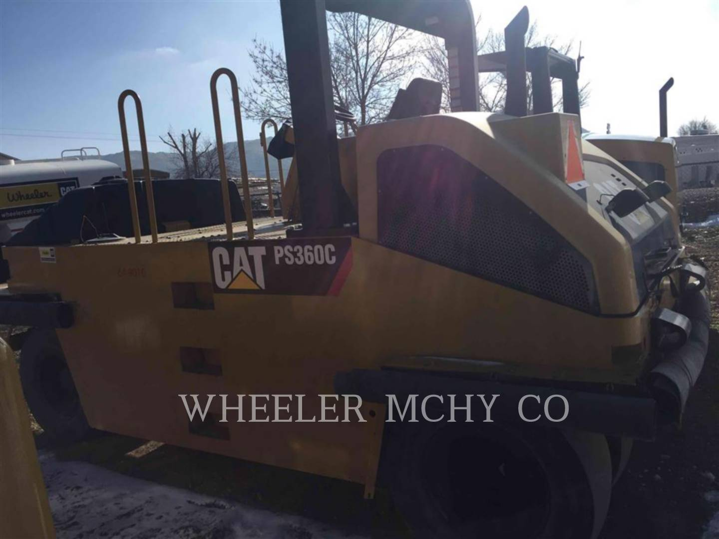 Detail photo of 2012 Caterpillar PS360B from Construction Equipment Guide