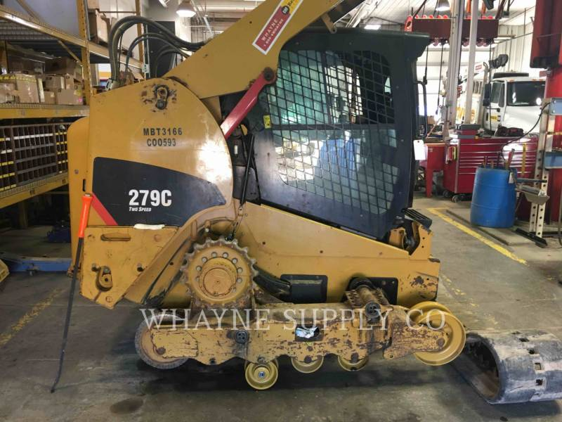CATERPILLAR MULTI TERRAIN LOADERS 279C equipment  photo 12
