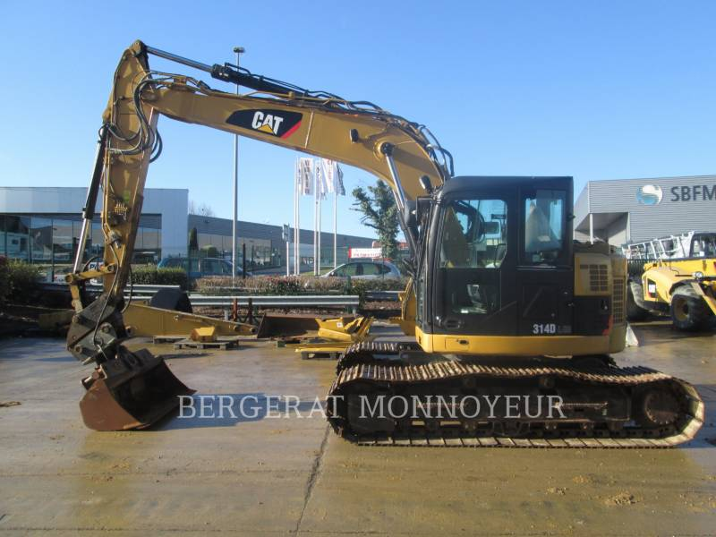 CATERPILLAR PELLES SUR CHAINES 314D equipment  photo 2