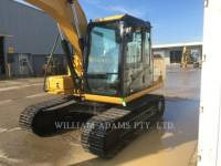 Equipment photo CATERPILLAR 312F GC TRACK EXCAVATORS 1