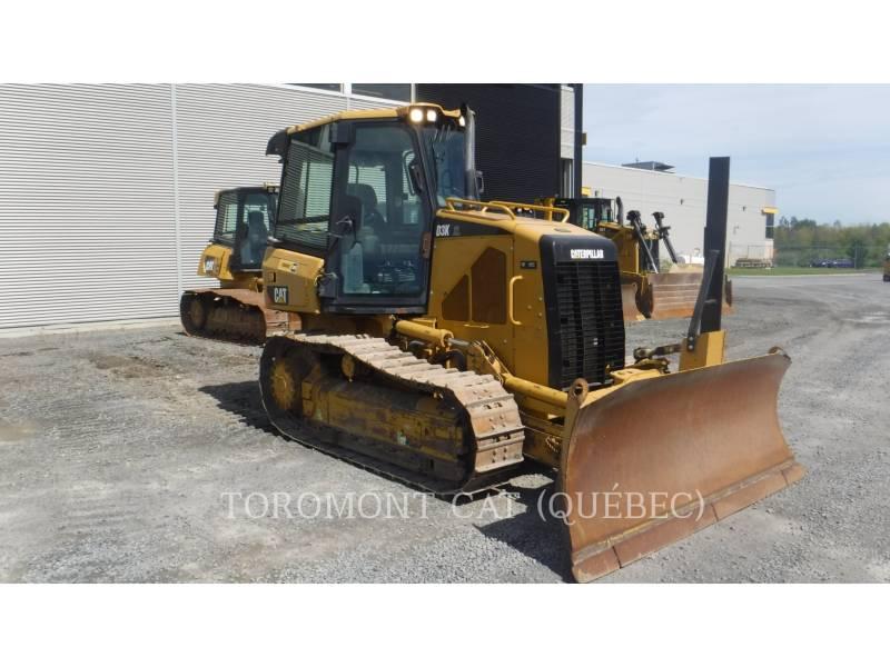 CATERPILLAR KETTENDOZER D3KXL equipment  photo 2