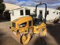 Equipment photo CATERPILLAR CB2.7LRC TANDEMVIBRATIONSWALZE, ASPHALT 1
