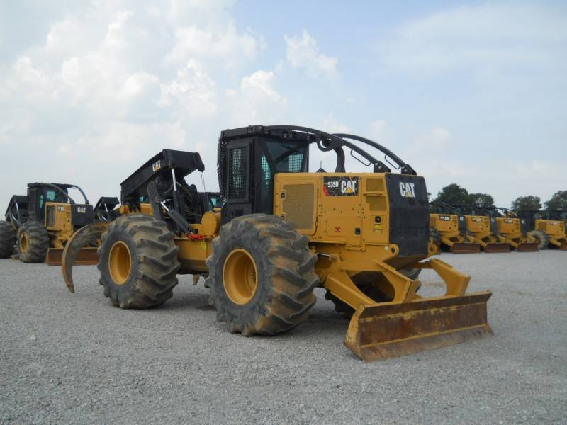 CATERPILLAR FORESTRY - SKIDDER 535D equipment  photo 7