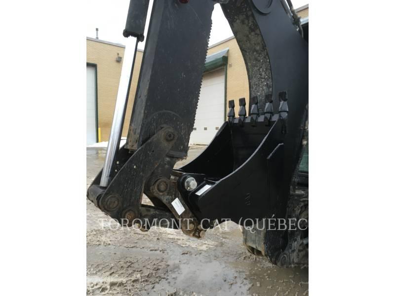 CATERPILLAR BAGGERLADER 420EIT equipment  photo 6