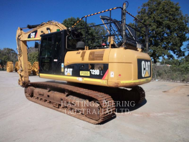CATERPILLAR EXCAVADORAS DE CADENAS 329DL equipment  photo 6