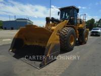 CATERPILLAR CHARGEURS SUR PNEUS MINES 972M equipment  photo 2