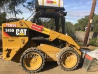 CATERPILLAR KOMPAKTLADER 246D  HF equipment  photo 2