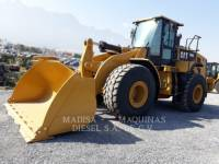 Equipment photo CATERPILLAR 966L WIELLADER MIJNBOUW 1