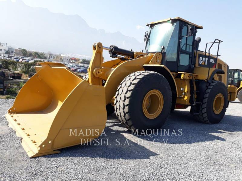 CATERPILLAR MINING WHEEL LOADER 966L equipment  photo 1