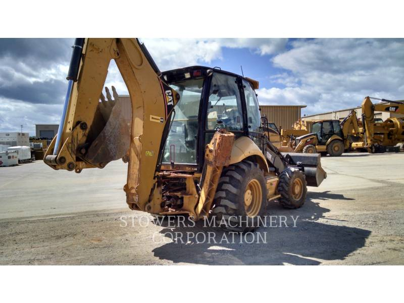 CATERPILLAR BACKHOE LOADERS 420EIT equipment  photo 3