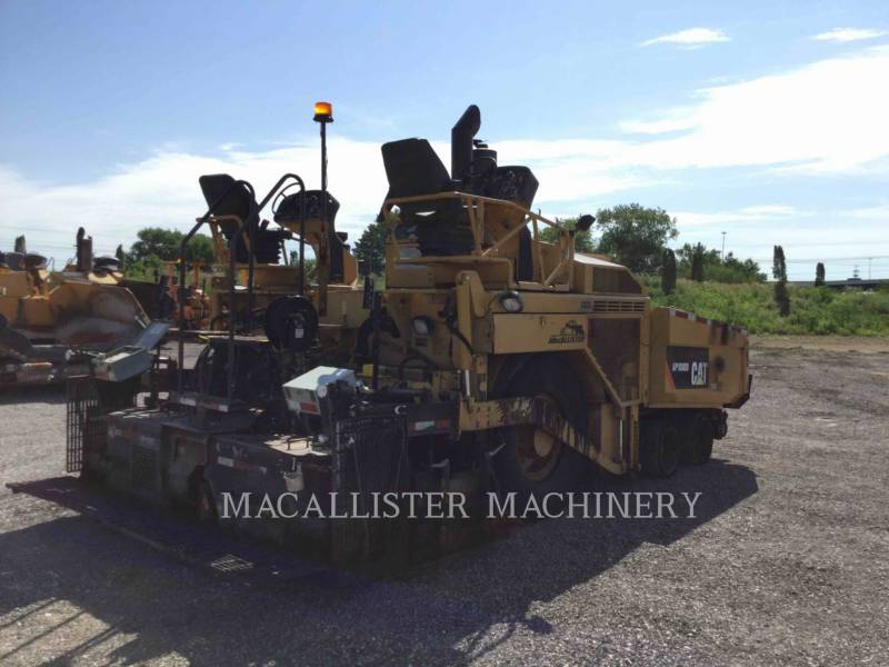 CATERPILLAR ASPHALT PAVERS AP-1000D equipment  photo 11
