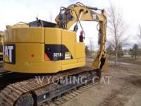 CATERPILLAR KOPARKI GĄSIENICOWE 321D LCR equipment  photo 3