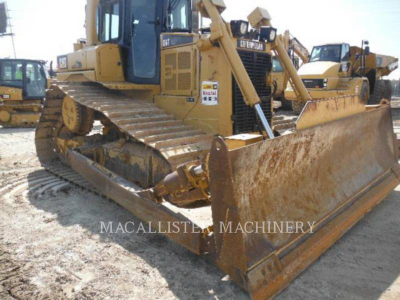 CATERPILLAR TRACK TYPE TRACTORS D 6 T LGP equipment  photo 1