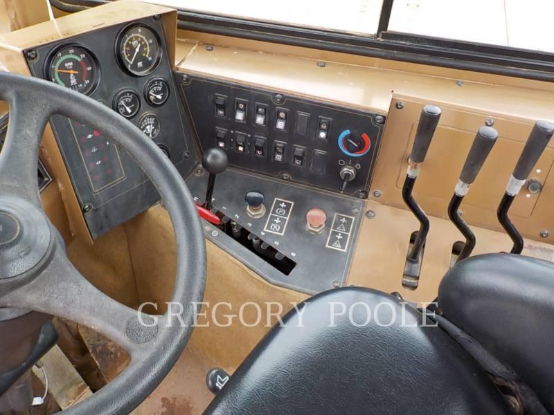 CATERPILLAR WHEEL TRACTOR SCRAPERS 613C II equipment  photo 24