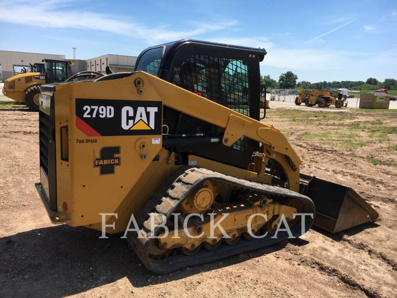 CATERPILLAR CHARGEURS TOUT TERRAIN 279D C3H4 equipment  photo 5