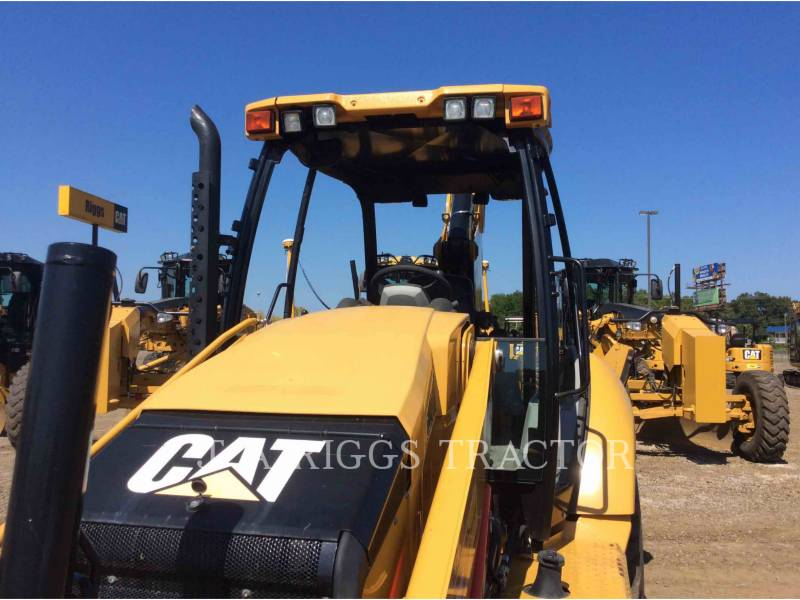 CATERPILLAR BACKHOE LOADERS 420F 4 equipment  photo 17