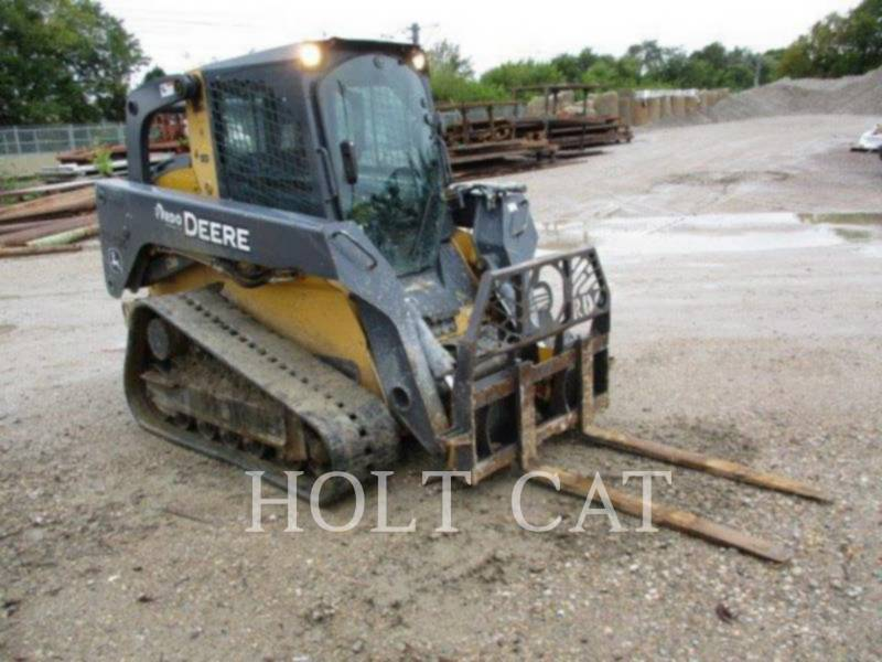 DEERE & CO. DELTALADER 329E equipment  photo 1