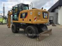 CATERPILLAR PELLES SUR PNEUS M314F equipment  photo 4