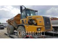 Equipment photo DEERE & CO. 250D2 DUMPER A TELAIO RIGIDO 1
