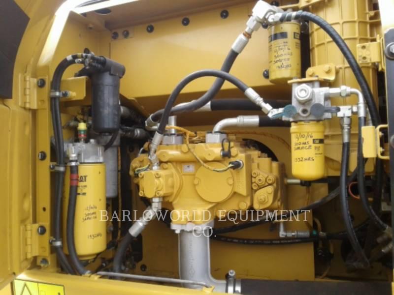 CATERPILLAR PELLE MINIERE EN BUTTE 320D2L equipment  photo 8