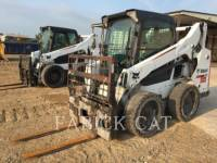 Equipment photo BOBCAT S570 CHARGEURS COMPACTS RIGIDES 1