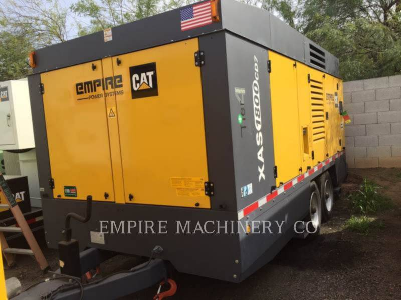 ATLAS-COPCO AIR COMPRESSOR XAS1800CD equipment  photo 1