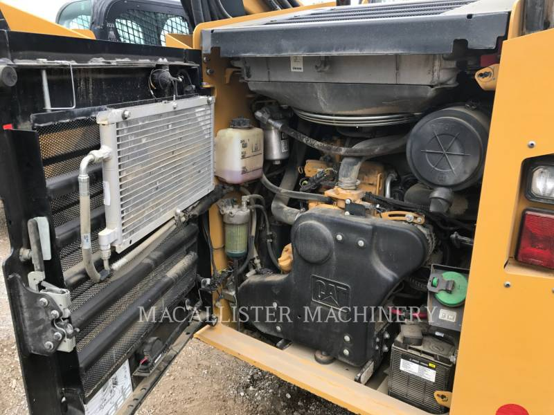 CATERPILLAR CHARGEURS TOUT TERRAIN 297D equipment  photo 8