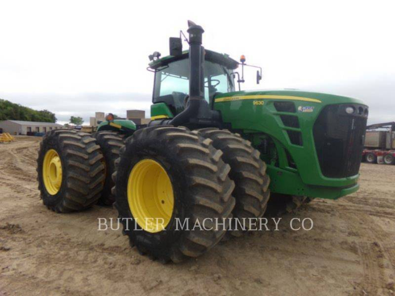 DEERE & CO. TRACTEURS AGRICOLES 9630 equipment  photo 2