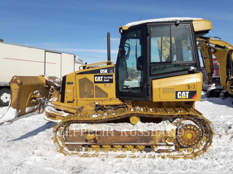 CAT WORK TOOLS (SERIALIZED) TRACK TYPE TRACTORS D5K XL equipment  photo 1