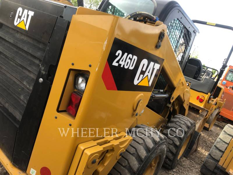 CATERPILLAR PALE COMPATTE SKID STEER 246D C3-H2 equipment  photo 1