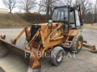 Equipment photo CASE/NEW HOLLAND 680G BAGGERLADER 1