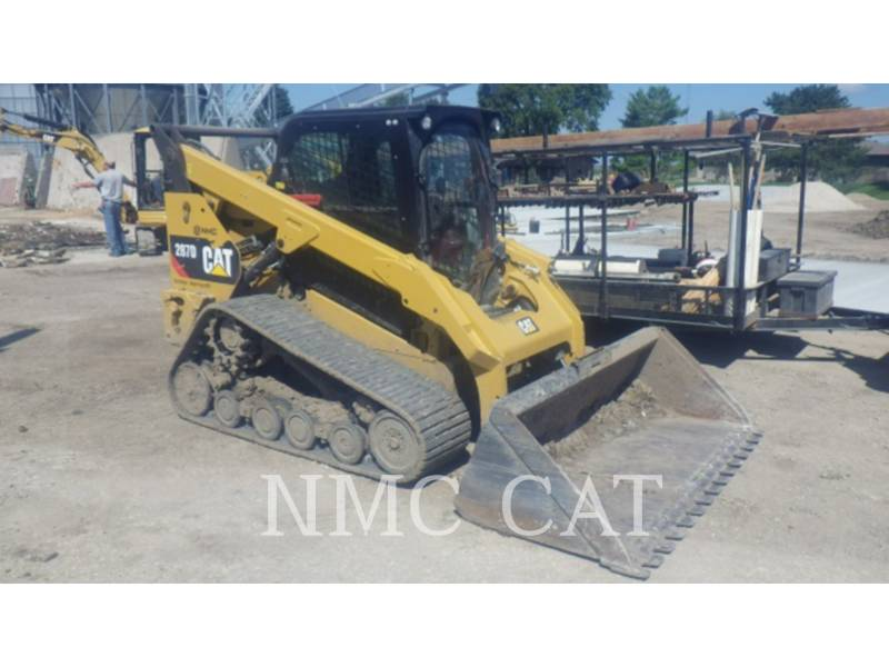 Caterpillar ÎNCĂRCĂTOARE PENTRU TEREN ACCIDENTAT 287D equipment  photo 4
