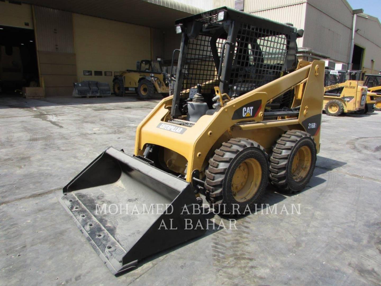 Model # 216B3LRC - skid steer loaders