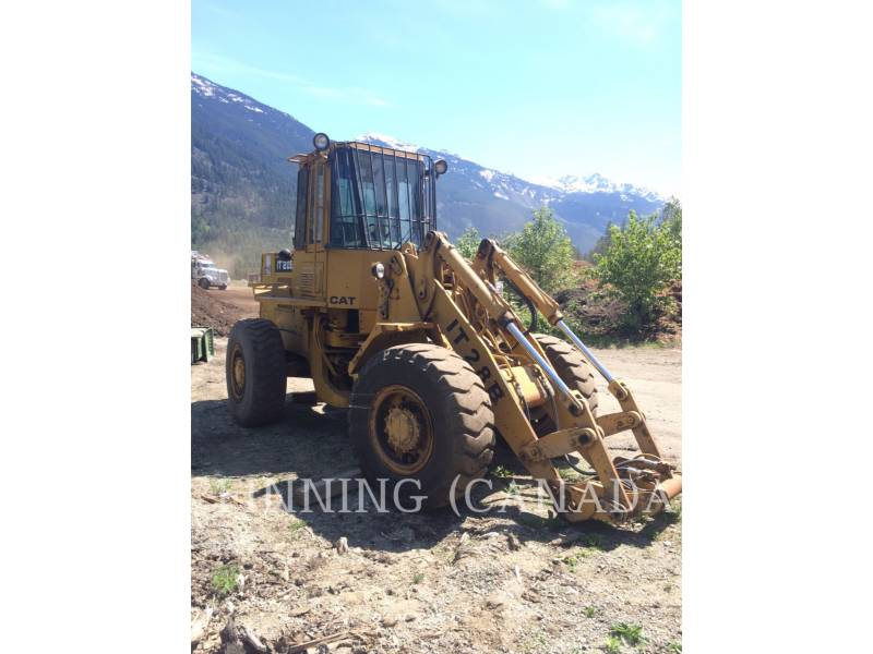 CATERPILLAR CARGADORES DE RUEDAS IT28B equipment  photo 1