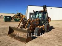 Equipment photo CASE/NEW HOLLAND 590SN BACKHOE LOADERS 1