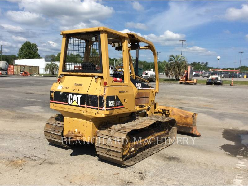 CATERPILLAR TRACTORES DE CADENAS D 3 G LGP equipment  photo 4