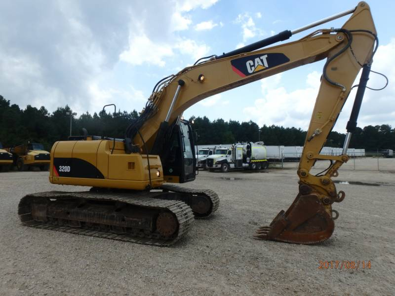 CATERPILLAR EXCAVADORAS DE CADENAS 320DLRR equipment  photo 5