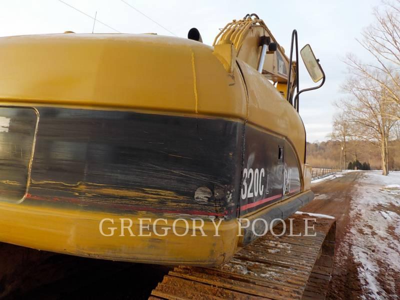 CATERPILLAR ESCAVADEIRAS 320CL equipment  photo 12