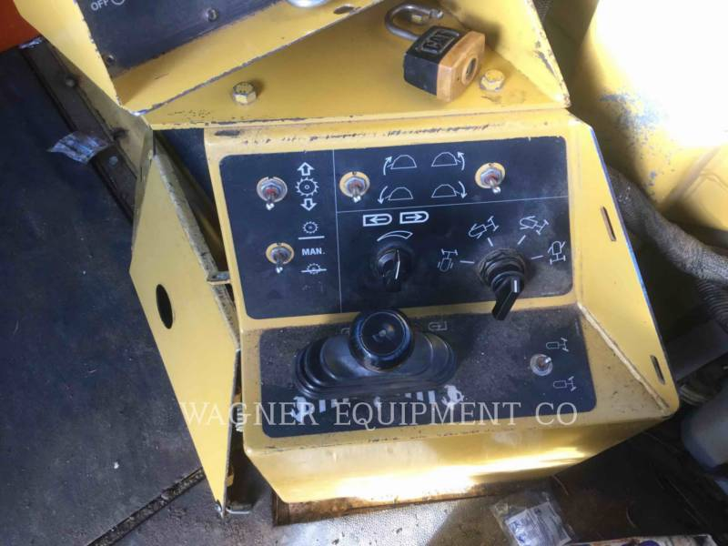 CATERPILLAR STABILISIERER/RECYCLER RM-350B equipment  photo 14